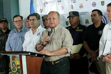 Autoridades policiales aseguran para este domingo libre movilidad de los ciudadanos