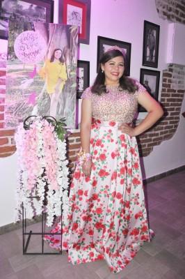 Lidia Monserrath Flores Rodas compartió su felicidad con su círculo social más cercano.