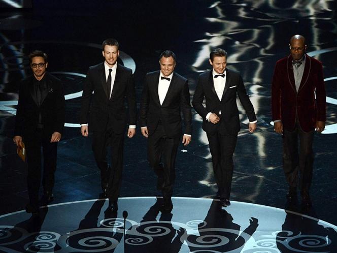 Los 'Vengadores' al rescate de los Oscar 2019