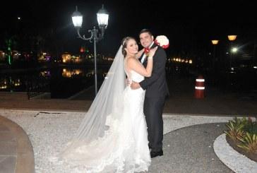 La boda de Ledy y Johnny: ¡Estilo indiscutible!
