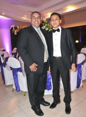Luis Peña y Luis Peña Jr.