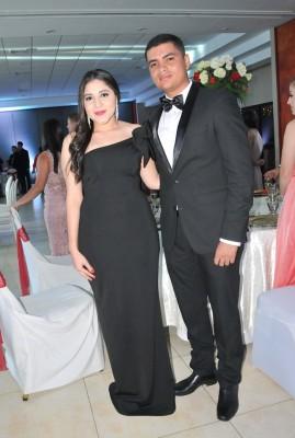 María José Coto y Omar García
