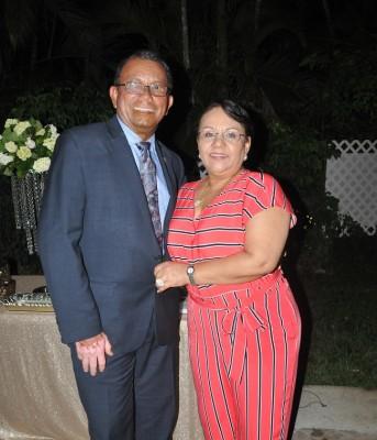 Mario y Dolores Gómez