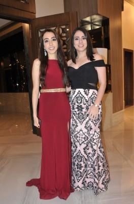 Marlen Abuzchedra y Noor Canahuati