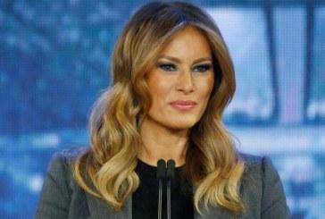 """Diario británico ofrece disculpas e indemniza a Melania Trump con una cantidad """"sustancial"""""""