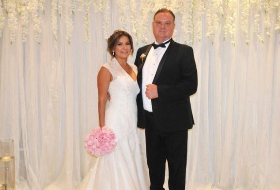 La boda de Morris y Julissa: un homenaje al amor ¡muy auténtico!