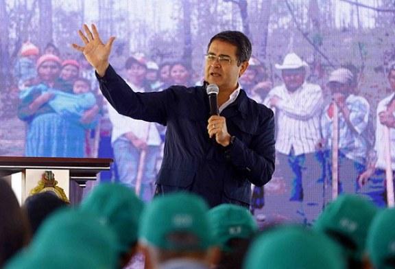 """Para recuperar y preservar los bosques: Gobierno lanza estrategia """"Municipio + Verde de Honduras"""""""