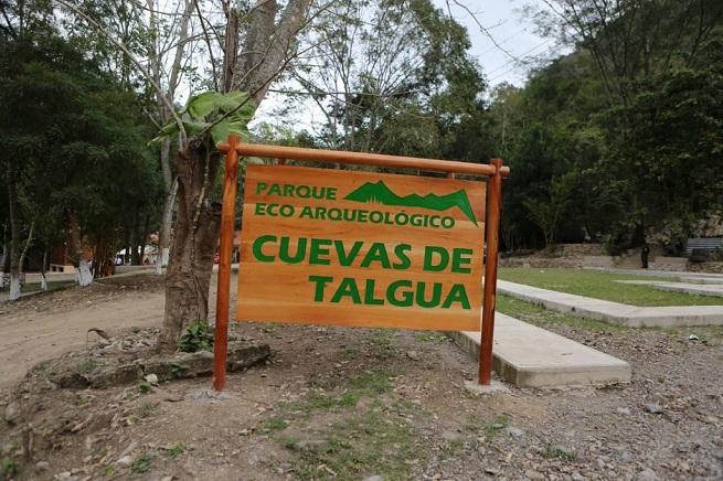 Parque de las Cuevas de Talgua se moderniza para atraer más turismo