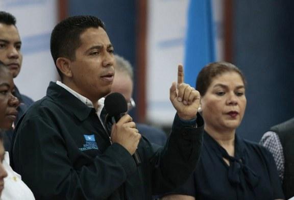 Dirigencia del PN afirma que no teme a discutir segunda vuelta electoral aunque atenta contra la democracia del país