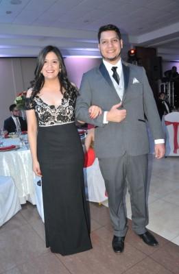 Sofía y José Pineda
