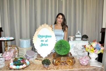 El fabuloso bridal shower de Stephanie Corleto