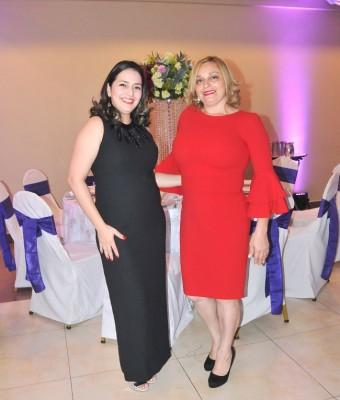 Tania Muñoz y Wendy Pineda