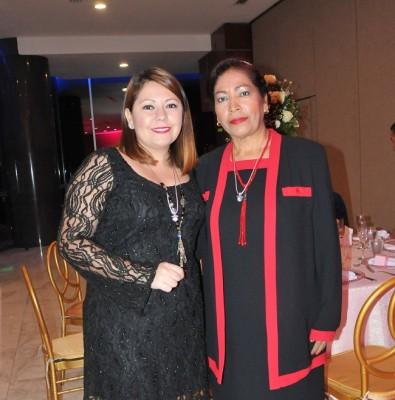 Teresa Gálvez y Juana de López