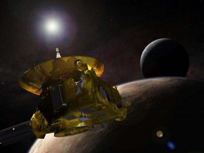 La NASA publica las primeras fotos cercanas de Ultima Thule