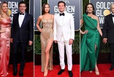 Los looks de la alfombra roja en los Globos de Oro 2019