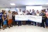 Crédito Solidario otorga más de 4 millones de lempiras a 36 microempresas del Valle de Sula