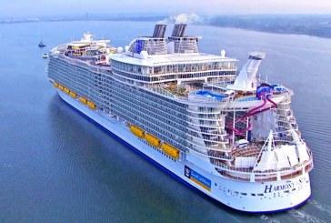 Un joven falleció al caer del balcón de un camarote del crucero que viajaba