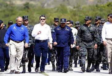 Redoblarán esfuerzos para mejorar la seguridad en Olancho