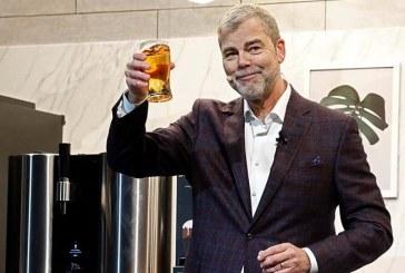 LG diseña una máquina que permite elaborar cerveza en casa mediante cápsulas