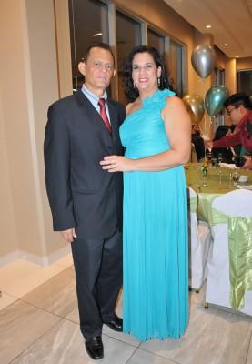Alfredo Carías y Ana de Carías