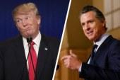 Gobernador de California desafía a Trump y retira tropas de la frontera con México