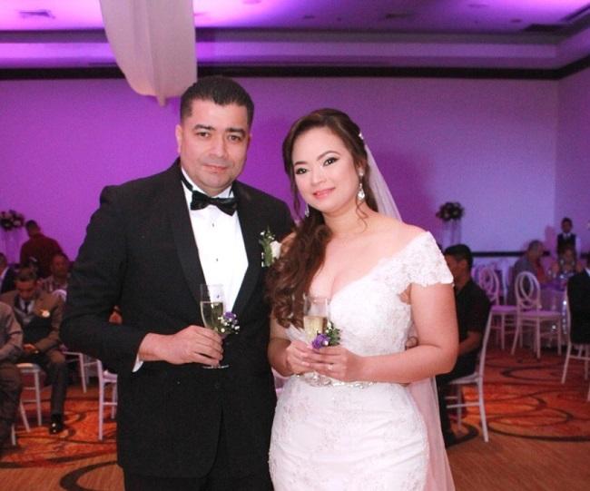 La boda de Carlos y Mayling…una misma ilusión