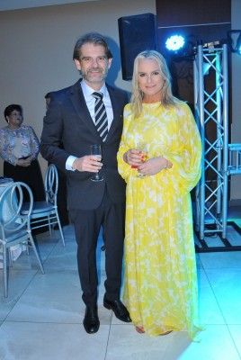 Daniel Gutiérrez y Cecilia Tira