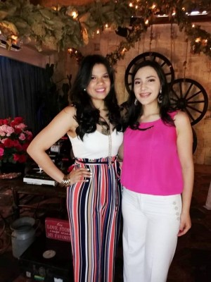 Despedida de soltera de Alejandra Barrios