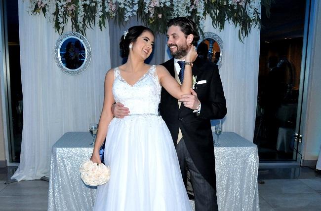 La boda de Eduardo y Paola…amor y felicidad bañados en romanticismo