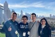 Una aventura cultural de intercambio estudiantil
