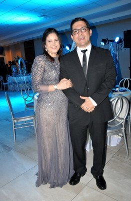 Fabián y Carolina Nolasco