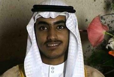 EEUU ofrece un millón de dólares de recompensa por el hijo de Osama bin Laden