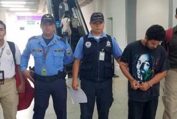Por tener alerta internacional hondureño es capturado en México y llega a SPS bajo estrictas medidas de seguridad