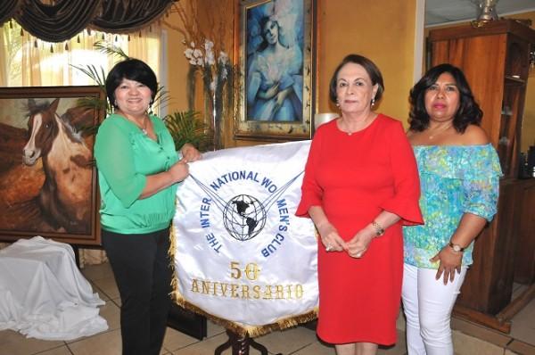 Lupita Monge, Rosario de Núñez y Sheyla García