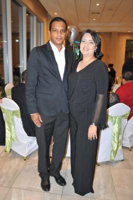 Marvin Martínez y Mirian Sorto de Martínez