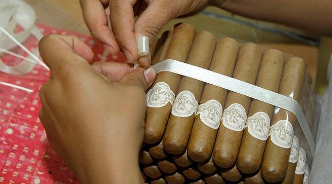En Las Vegas, EEUU: Marca de puros hondureños gana premio internacional Cigarro del Año