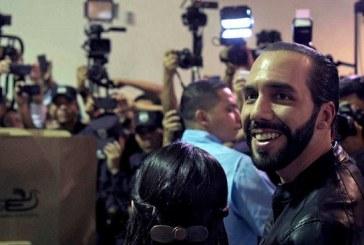Nayib Bukele, virtual ganador de elecciones presidenciales en El Salvador