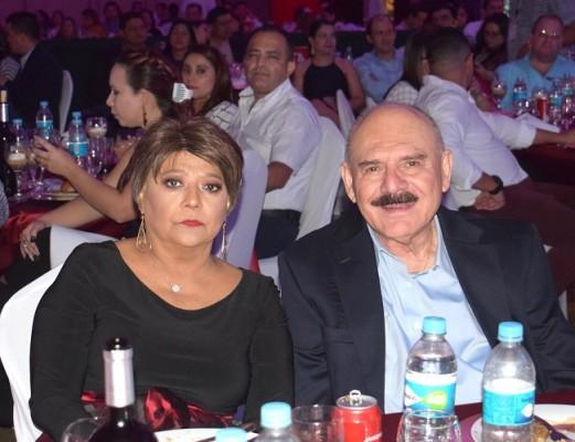 Nicole y Eduardo Ramos