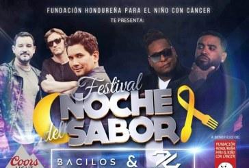 Sampedranos se preparan para disfrutar a lo grande en el Festival Noche del Sabor 2019