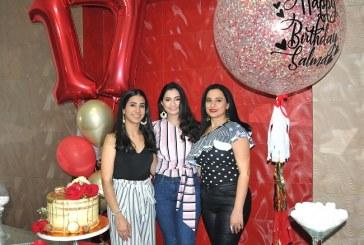 ¡Así fue el cumpleaños de Salma Zayed!