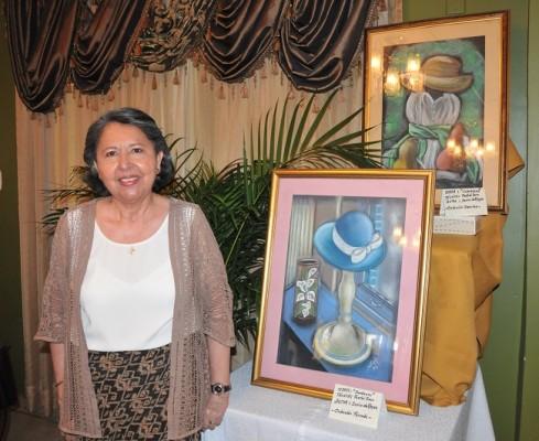Sonia Reyes es la tercera generación de mujeres habilidosas en su árbol familiar inmediato; talento que también heredaron sus hermanas.