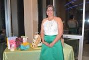 ¡Un brindis! en el cumpleaños de Suyapa Castillo de Orellana