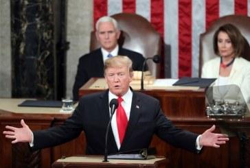 Discurso del Estado de la Unión: Trump promete la construcción de un muro fronterizo con México