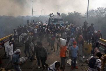 Bloqueo de ayuda humanitaria deja dos muertos en frontera Venezuela-Brasil