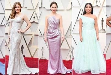 La alfombra roja de los Premios Oscars 2019