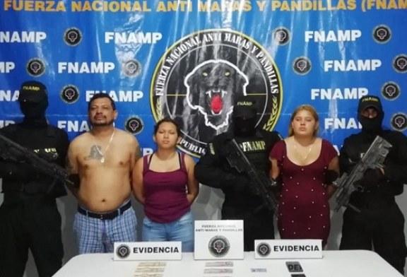 FNAMP desarticula estructuras de maras que sembraban terror en Tegucigalpa y SPS