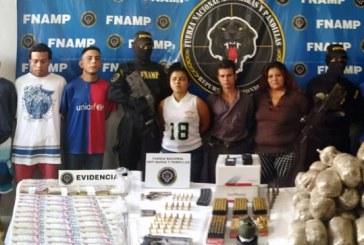 Más de 50 miembros de maras y pandillas capturados en el Valle de Sula