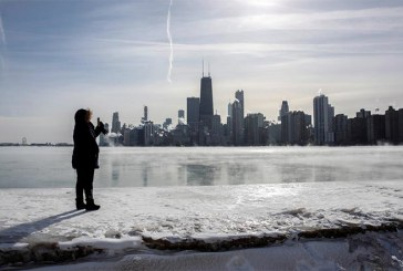 Asciende a 21 el número de muertos por ola de frío en EEUU