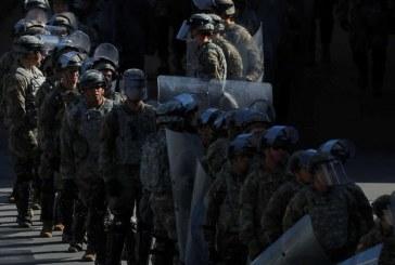 EEUU anuncia despliegue de 3 mil 750 soldados en frontera con México
