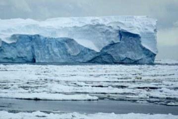 Enorme iceberg está por desprenderse de la Antártida